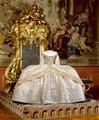 Lovisa Ulrika av Sveriges kröningsklänning från 1751 - Livrustkammaren - 13124.tif