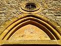 Lozanne - Église Saint-Maurice - Fronton (août 2018).jpg
