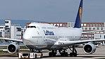 Lufthansa Boeing 747-8 (D-ABYN) at Frankfurt Airport (2).jpg