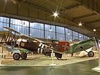 Luftwaffenmuseum der Bundeswehr - Hangar 3 (Siemens Schuckert III und Junkers J 9 (DI)).JPG
