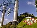 Lumbini park, entrance.jpg