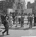 Lunchconcert van het Leger des Heils op Nationaal Monument op de Dam, Bestanddeelnr 916-6393.jpg