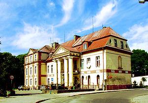 Lwówek - Palace in Lwówek