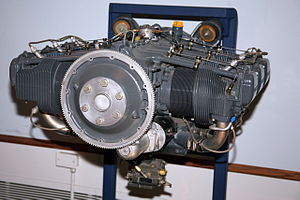 300px-Lycoming_AEIO-540-D4A5  Rotax Engine Diagram on