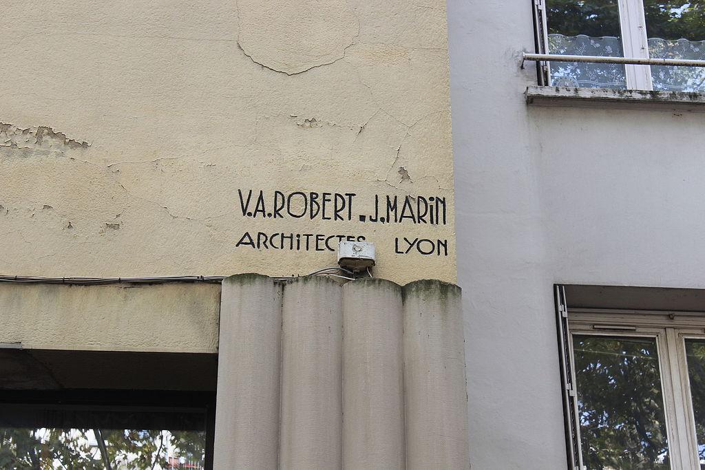 file lyon v a robert j marin architectes lyon jpg wikimedia commons. Black Bedroom Furniture Sets. Home Design Ideas