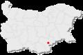 Lyubimets location in Bulgaria.png