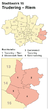 München - Stadtbezirk 15 (Karte) - Trudering - Riem.png