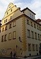 Měšťanský dům (Malá Strana), Praha 1, U lužického semináře 15, Malá Strana - část domu do Míšeňské ulice.jpg