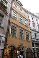 Městský dům U bílé botky (Staré Město) Karlova 28.jpg