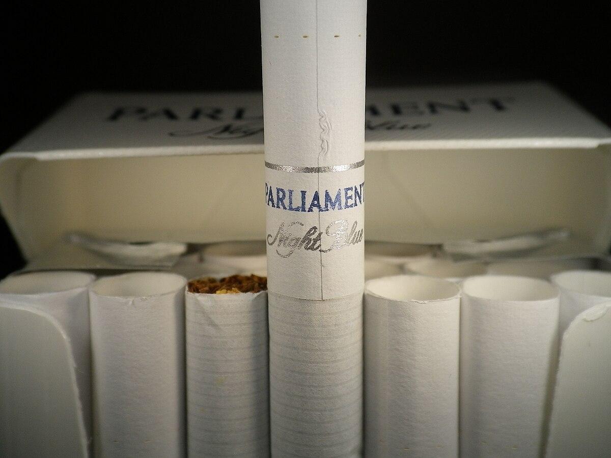 парламент фото сигарет