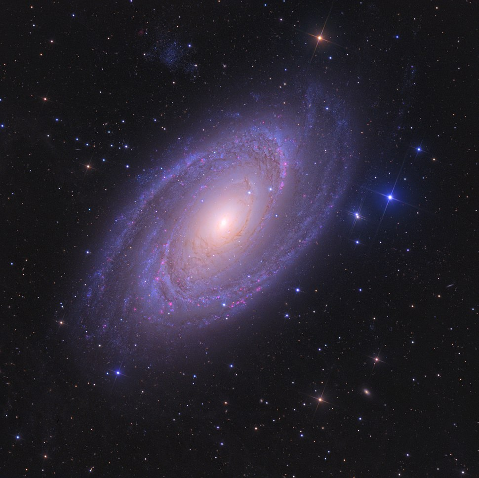 M81 APOD flipped version