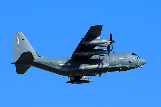 MC-130 Hercules - RAF Mildenhall (24524184673)