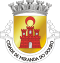 Герб Miranda do Douro