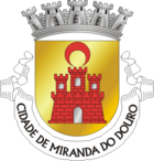 Coat of arms of Miranda do DouroMiranda de l Douro