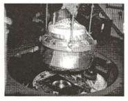 MIDAS infrared sensor installation
