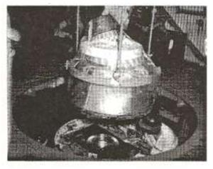 Missile Defense Alarm System - Image: MIDAS infrared sensor installation