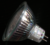MR16 LED lamp with GU5.3 base