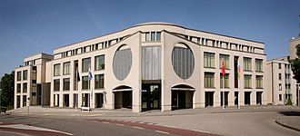 Maastricht School of Management - Image: MS Mbuilding