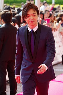 Miura at the 2014 MTV Video Music Awards Japan
