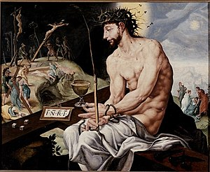 Christ Crowned with Thorns (Heemskerck)