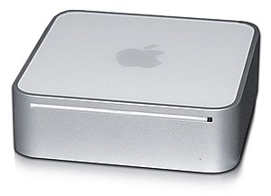Apple–Intel architecture - Mac Mini with Intel Core