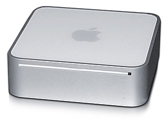 Apple–Intel architecture - Mac Mini with Intel Core