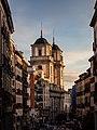 Madrid - Calle de Toledo con la Colegiata de San Isidro al fondo. Madrid. - 130209 181718.jpg