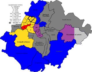 2014 Maidstone Borough Council election
