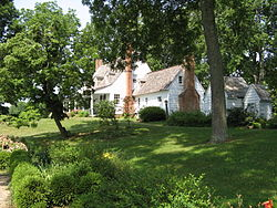 Maidstone Plantation house, Owings, Maryland.jpg