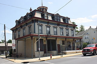 Slatington Historic District
