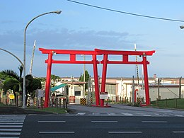 Main gate of the Torii Station 001.jpg