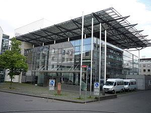 Staatstheater Mainz - Kleines Haus (small hall)