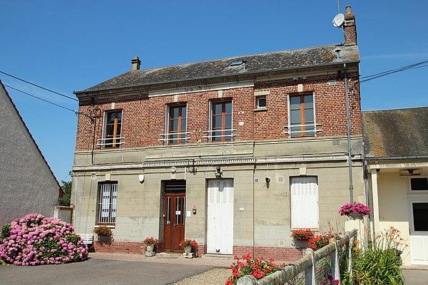 Photo de la ville Abbeville-Saint-Lucien