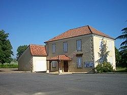 Mairie de Berdoues (Gers, France).JPG