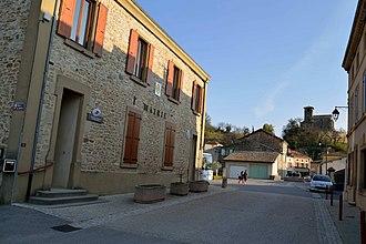 Chantemerle-les-Blés - The town hall of Chantemerle-les-Blés