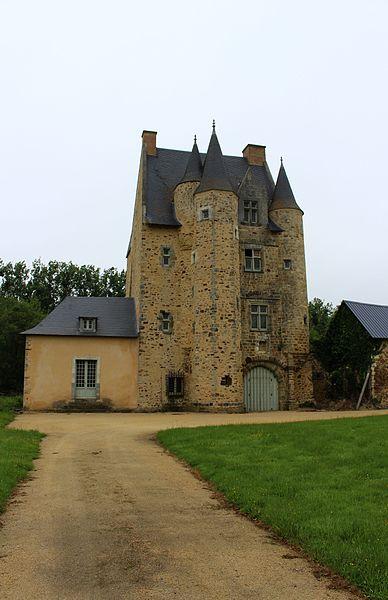 Maison forte de l'Épronnière, Livré-la-Touche