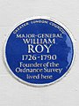 Major-general-william-roy blue plaque.jpg