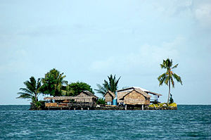 Malaita Province - Offshore islands.