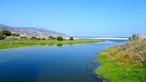 Malibu, California - Malibu lagoon