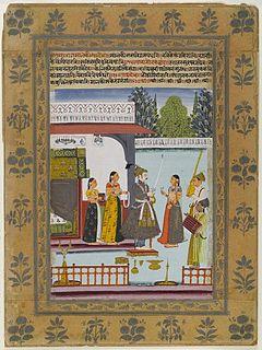 Malkauns Hindustani raga