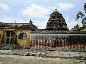 Pavalavannam temple - Shrines of the temple