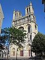 Mantes-la-Jolie - façade occidentale - collégiale Notre-Dame.JPG