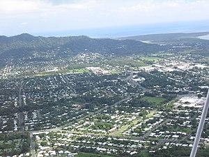 Manunda, Queensland - Aerial view over Manunda.jpg