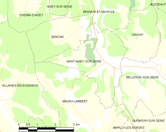 Map commune FR insee code 21557.png