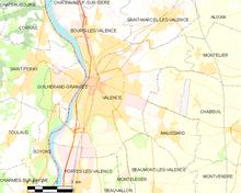 Valence Drme Wikipedia