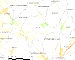 Map commune FR insee code 50276.png