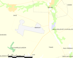 Map commune FR insee code 51351.png