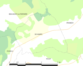 Map commune FR insee code 58279.png