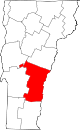 Map of Vermont highlighting Windsor County.svg