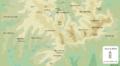 Mapa topogràfic de la Serra de Rubió.png